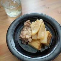 【ヤマキだし部】スペアリブと大根の煮物