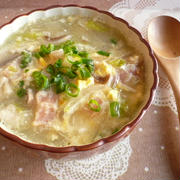 ほっこり中華スープ♪