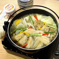 美肌シャンタン鍋のレシピ♪