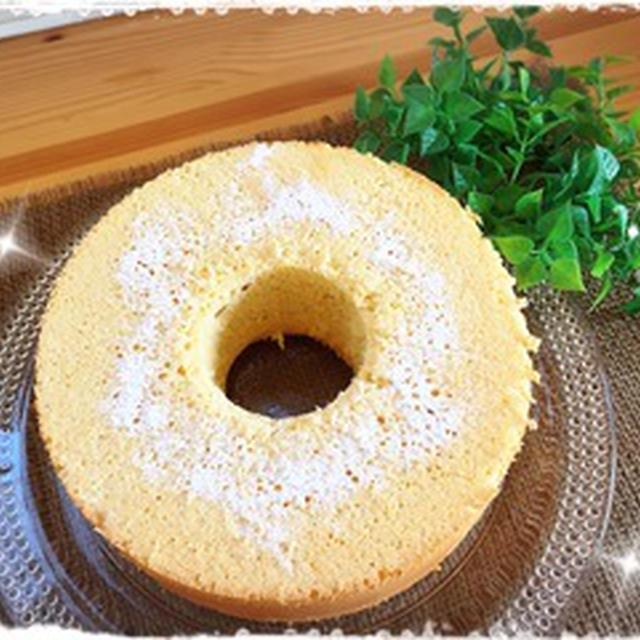 小岩井さんdeクッキング♪ ~ヨーグルトとクリームチーズのスフレケーキ♥~