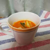 キリン無添加野菜 48種の濃い野菜100%を使って具沢山スープ