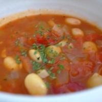 【レシピ】簡単トマトのベジタブルスープ