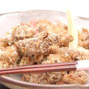香りで美味しく☆鶏の竜田揚げ ゆかり風味