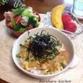 【簡単・節約】天かす卵丼…別々の朝ごはん。やっとこの日が来た!