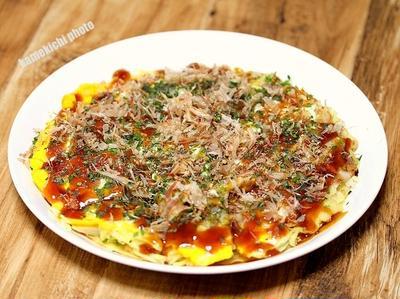 10月10日は「お好み焼きの日」ということで広島風お好み焼き&「さっぱりとミョウガの甘酢漬け」
