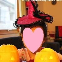 日本でかぼちゃのカービングをしてみた♪。