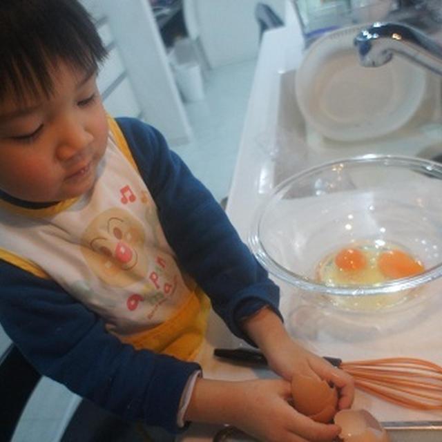 柚Kingのホットケーキ~♪