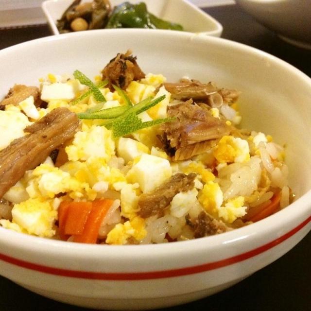 【Recipe:レンジで鯖ちらし寿司】3月もフルスロットル♪