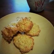 レッドカレーのクッキー