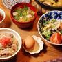 644円*吉野家風牛丼定食【母。ホストにはまる】