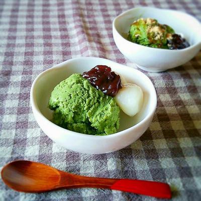 濃厚!お豆腐抹茶アイス♡ワンボウルで簡単【とってもおすすめの豆腐アイス②】