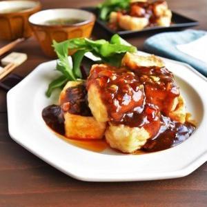 ヘルシー&節約といえばコレ!豆腐が主役のメインおかずレシピ