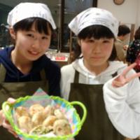 ジュニア料理選手権表彰式