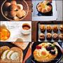 魔法のパンとクリーム&ジャム 〜ドデスカ!ご覧下さりありがとうございます〜