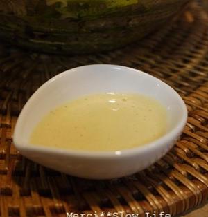 体に優しい豆乳マヨネーズ