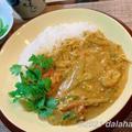 【レシピ】「プーパッポンカリー」タイ風かにと卵のカレー炒め(エダジュンさん)
