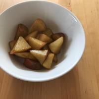 【レシピブログ】りんごのコンポート オールスパイス風味 × ドイツの甘口