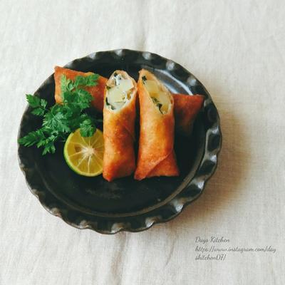 春巻き レシピ♪