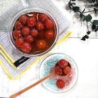 【作り置き】ミニトマトの和風マリネ♡【#簡単レシピ#ミニトマト】