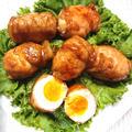 お弁当に最適な肉巻き卵
