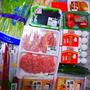 食材のまとめ買い&作り置き(3品)&お気に入りの調理法