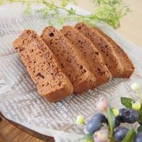 3歳の息子と作る☆おうちにある材料でチョコレートケーキ