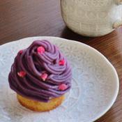紫芋・モンブラン・タルト