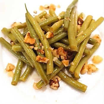 簡単!インゲン豆のサラダ