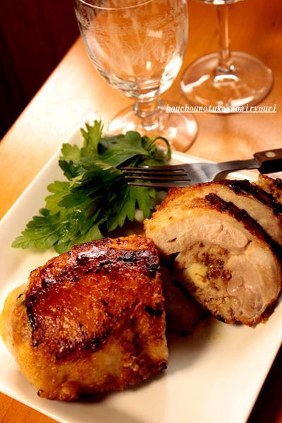 持ち寄りレシピに決定★ 鶏のとり巻き 《包丁を使わない料理》