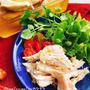 胸肉しっとり!【鶏胸肉のオイル煮】(動画レシピ)
