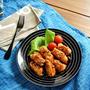 【連載】麺棒とポリ袋で簡単 柔らかチキンロールの照り照り焼き