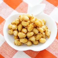 ボーソー米油部「大豆の甘辛炒め」レシピ/これ食べていいのかな?と迷ったら…