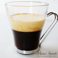 エッグコーヒー/Egg Coffee