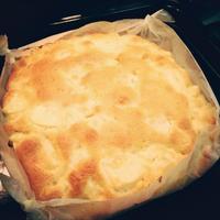 【モニターレシピ♪】オールスパイスでりんごケーキ