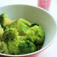 ブロッコリーの花椒塩ごま油和え【レシピ】