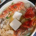 ぐんまクッキングアンバサダー★丸蟹ときのこのお鍋 by とまとママさん