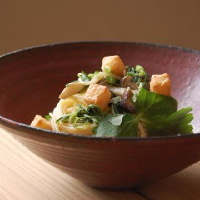 10.11.19 Recipe! 【メイン部門】香り野菜とこんがりチーズの豆乳パスタ。