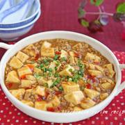 スパイシーで美味しい!カレー麻婆豆腐