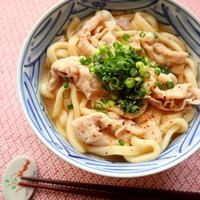 だしパックで簡単!肉うどん【#ヤマキだし部 #和食 #10分】