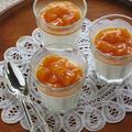 あんずの種から杏仁豆腐 あんずソース♪ by カシュカシュさん