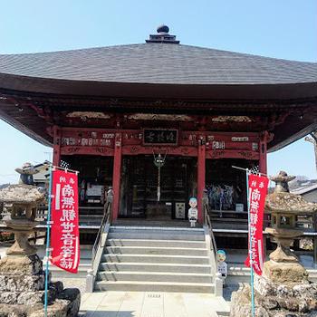 秩父札所5番・小川山(おがわさん)・語歌堂(ごかのどう)