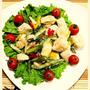 低カロリーレシピ!ササミとアスパラのチーズ焼き