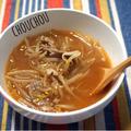 激安!激ウマ!もやしの極旨味噌スープ-簡単*節約