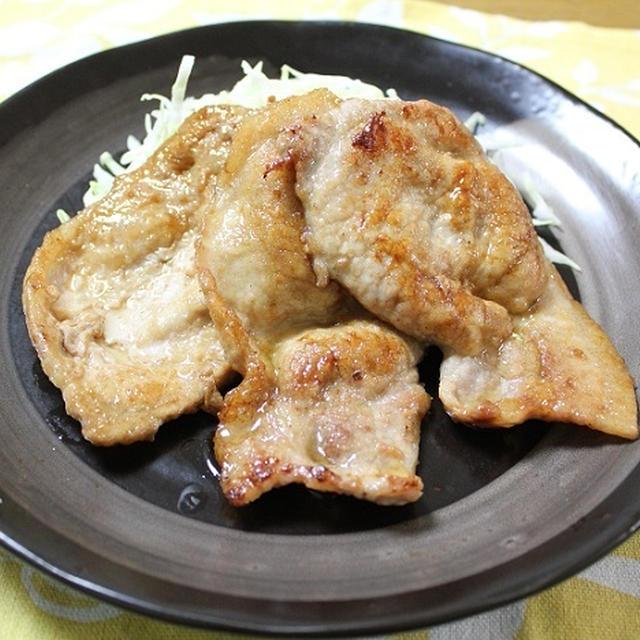 豚のくわ焼き 調理時間5~15分
