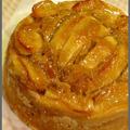 シナモンたっぷり☆ヘルシーリンゴケーキ by mioさん