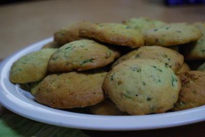 365日レシピNo.185「にがうりのソフトクッキー」