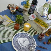 ちょっとおしゃれな週末の食卓☆ ポルトガルワインと相性抜群の魚介料理&肉料理を楽しもう♪パート1