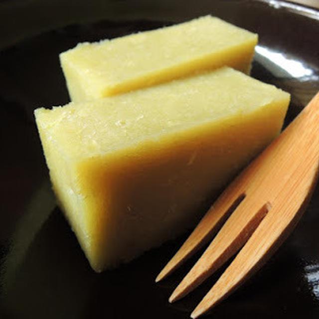 芋ようかんとスイートポテト