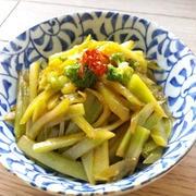 色んな食材で作ってみよう!絶品「変わり種きんぴら」レシピ