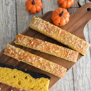 味も見栄えも大満足♪ホットケーキミックスで作る簡単「スティックケーキ」